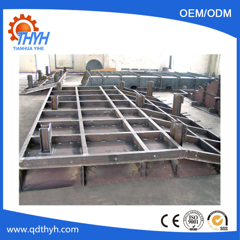 Metal Fabrication Services From Qingdao TianHua YiHe Foundry Factory