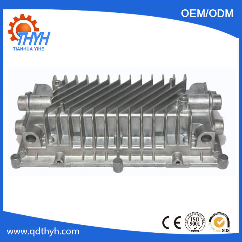 OEM Customized Aluminium Die Cast Parts For Auto Industries