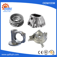 OEM Customized Aluminium Die Cast Pump For Machinery