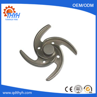 Customized Investment Casting with CNC Machining