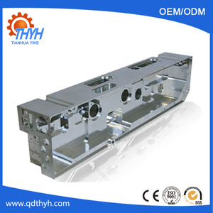 OEM CNC Precision Machining Metal Parts Supplier/Exporter/Factory