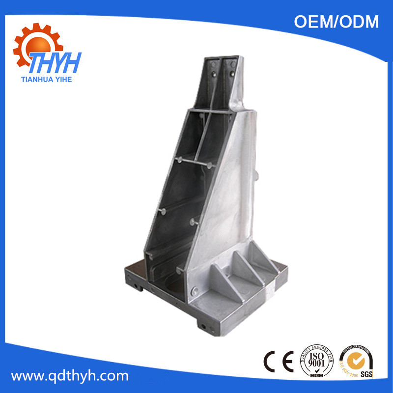 OEM Customized Aluminium Die Casting For Oil Pump Industries