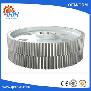 China Customized Precision CNC Gear For Machinery