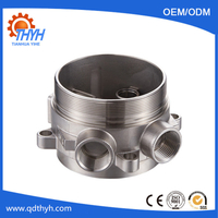 CNC Precision Machining Aluminum Die Castings For Machinery Parts