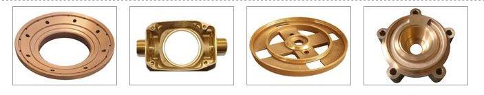 Brass Die Casting Bronze Die Casting